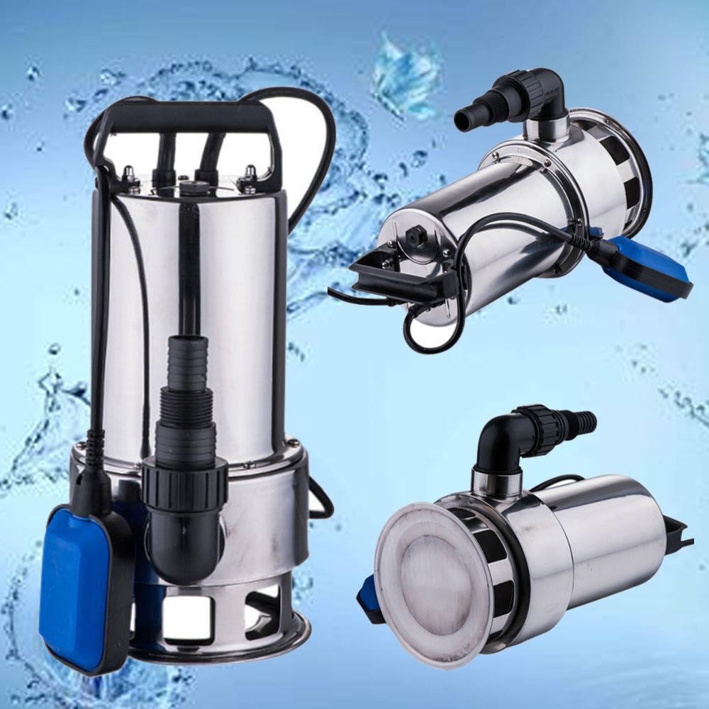 1.5 Hp Fish & Aquariums Bomba De Agua Sumergible 1100 W Pet Supplies