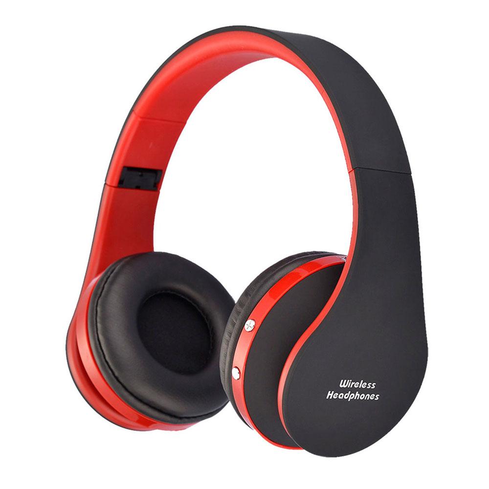 Wireless Bluetooth Foldable Stereo Headset Earphone