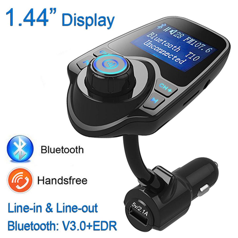 t10 car kit handsfree wireless bluetooth fm transmitter. Black Bedroom Furniture Sets. Home Design Ideas
