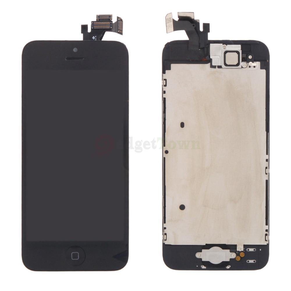 iphone model a1428 lcd display touch digitizer screen repair for iphone 5 12045