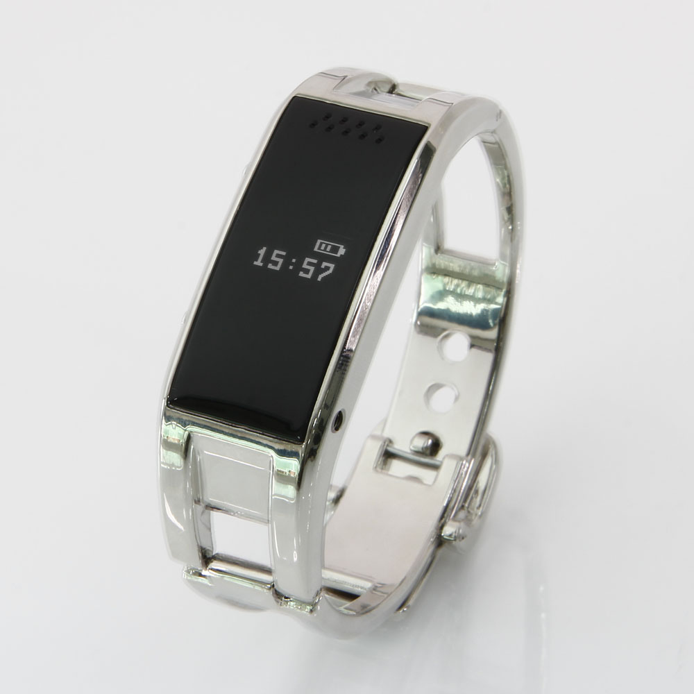 Bluetooth Smart Bracelet Wrist Pedometer Watch Phone for ...
