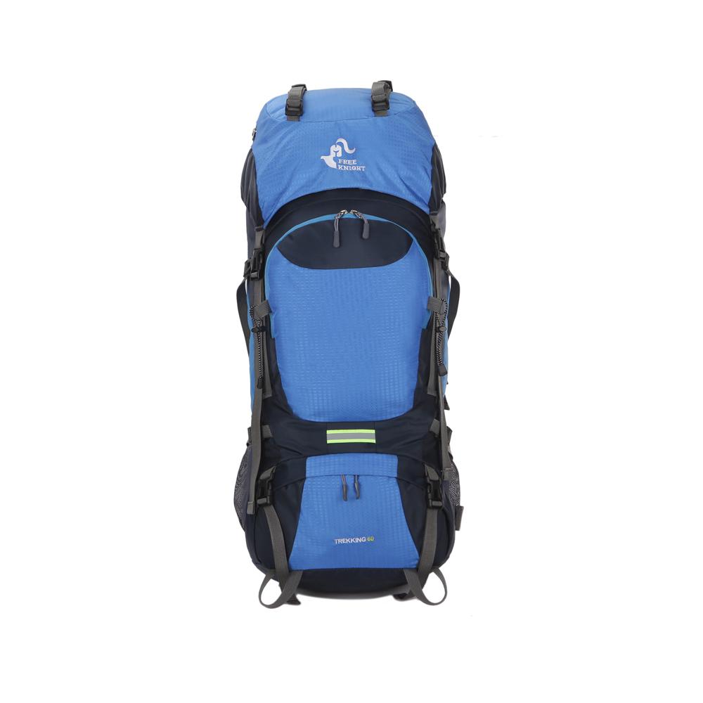 2b8baa2a15e6 60L Large Outdoor Sports Camping Travel Rucksack Backpack Internal Frame  Packs