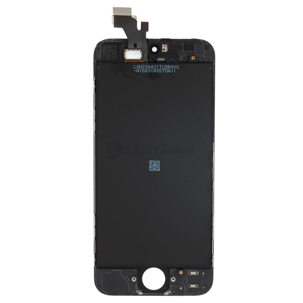 iphone screen is black but phone is on replacement lcd touch digitizer screen assembly a1428 7682