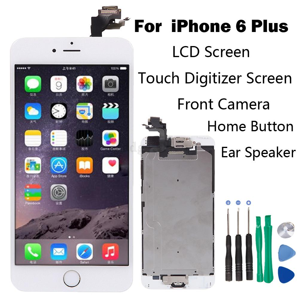 Iphone S Plus Front Panel Replacement