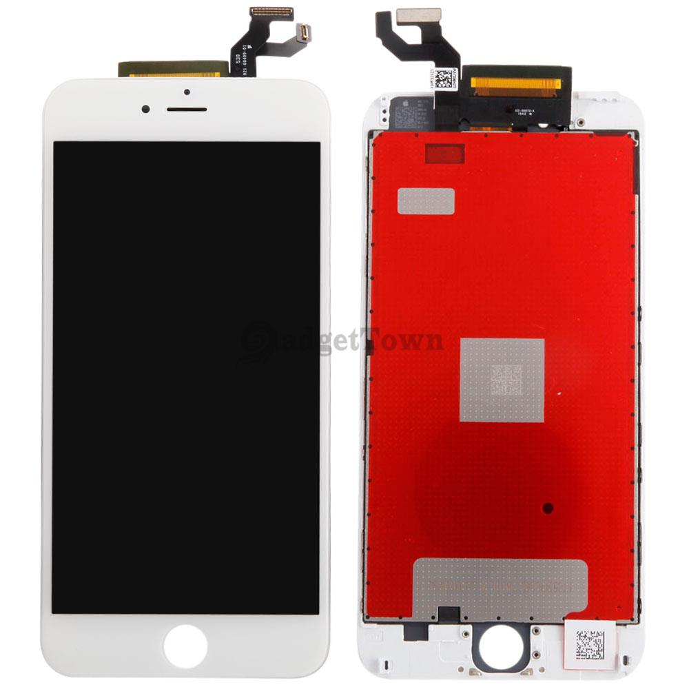 Replace Lcd Touch Digitizer Screen For Iphone 6s Plus A1634 A1687 A1699 White Ebay